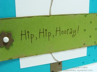 Hip Hip Horray Closeup