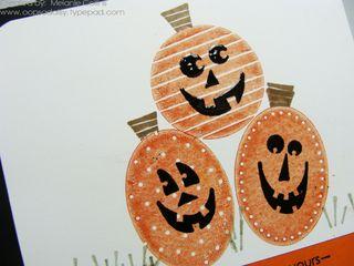 Halloween Blog Hop Close Up Pumpkins