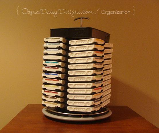 Color-Caddy-Organization